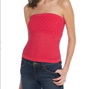 f2ff11cd6d0 Free People. Free People Honey Textured Tube Top